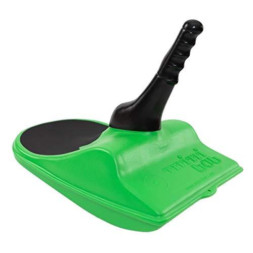 Original mini bob- seit 1976 (Zipfelbob, Plastikbob) grün