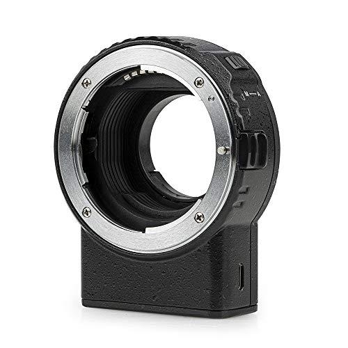 Viltrox NF-M1 Adaptador de Montaje de Lente de Enfoque automático Compatible con...