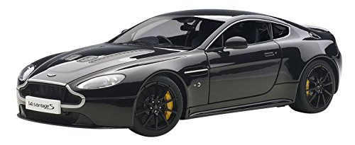 AUTOart - 70253 - Aston Martin Vantage V12 S - 2015 - Echelle 1/18 - Noir