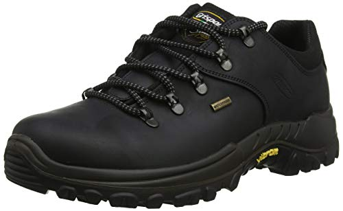 Grisport Men's Dartmoor Hiking Shoe Black CMG477, 45 EU (11 UK)