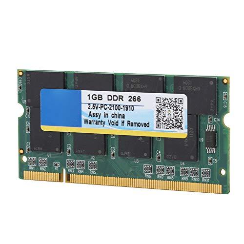 BOLORAMO RAM para computadora portátil, Memoria para computadora portátil de 1G de Capacidad para computadora portátil para Intel/AMD
