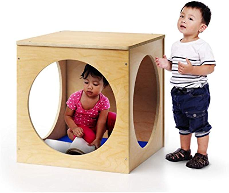 Whitney Brothers Toddler Play House Cube