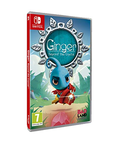 Ginger Beyond the Crystal (Nintendo Switch)