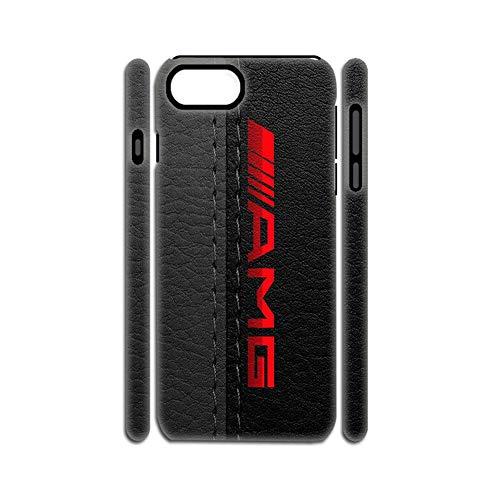 Raro Compatible En Apple iPhone 7 Plus 8 Plus 5.5Inch Plásticos De Concha Y Gel De Sílice Chico Imprimir con Amg 5 Choose Design 120-3