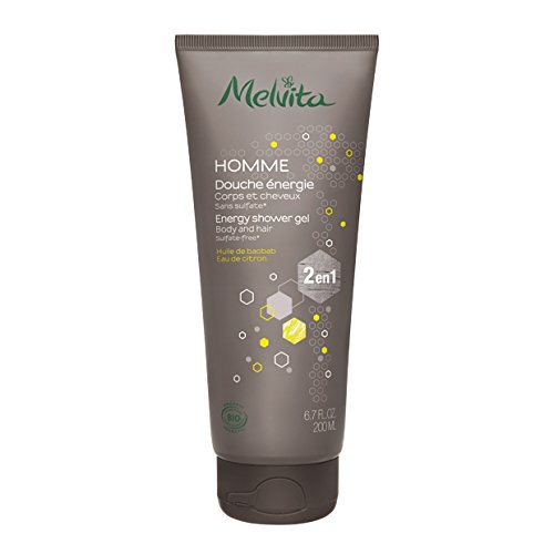 Melvita Men Shower Shampooing 200 ml