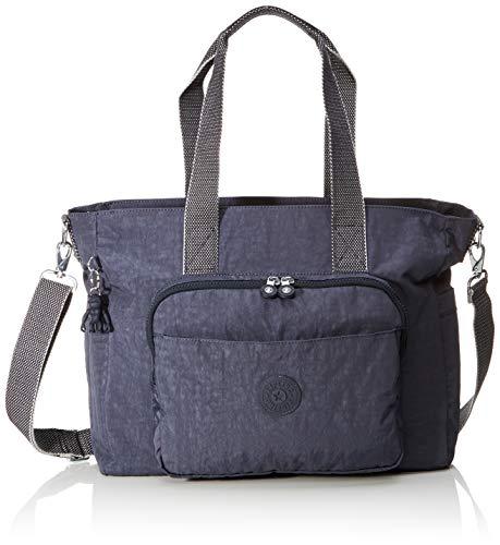 Kipling Miri Luggage, 16.5 liters, Night Grey