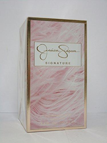 Jessica Simpson Signature Eau de Parfum Spray for Women, 3.4 Ounce