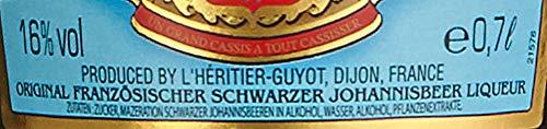 Cassissee Crème de Cassis Johannisbeer-Likör - 4