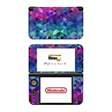 Skins4u Nintendo New 3DS XL Skin - Design Aufkleber Sticker Set Motiv: Charmed