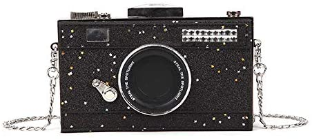 MODERNGENIC Fashion 'Camera' Handbag Clutch Attention brand Envelope Cross-bod Max 52% OFF