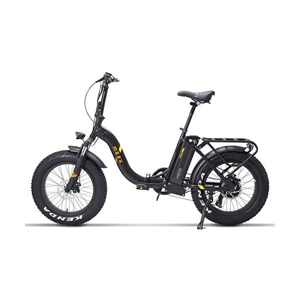 41xiCbkFW3L. SS600  - FJNS Mountainbike 48V 13Ah,klappbares elektrisches Fahrrad mit austauschbarem Akku und LCD-Display,faltbares elektrisches Fahrrad 20 Zoll 4,0,breiterer Reifen, Strand,E-Bike 25-40 km/h - 400 W