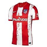 Nike - Atlético de Madrid Temporada 2021/22 Camiseta Primera Equipación Equipación de Juego, XL,...