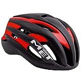 MET Trenta - Casco de Bicicleta - Rojo/Negro Contorno de la Cabeza M | 56-58cm 2019