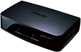 ASUS Media Player O!Play HDP-R1 Negro Reproductor Multimedia y Grabador de Sonido - Reproductor/sintonizador (BMP,GIF,PNG, H.264,VC-1, SMI,SRT,SSA,Sub, MP3,WAV,AAC,OGG,FLAC,AIFF, Negro, 12VDC, 2A)