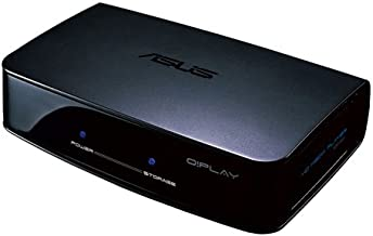 ASUS O!Play – TV HD Media Player (Black)
