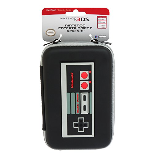 New 3DS XL Retro NES Hard Pouch - Nintendo Licensed