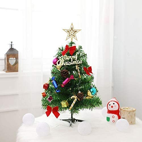 HAODA Christmas Tree Manufacturer OFFicial shop 50cm Mini lamp Decorati Popularity with