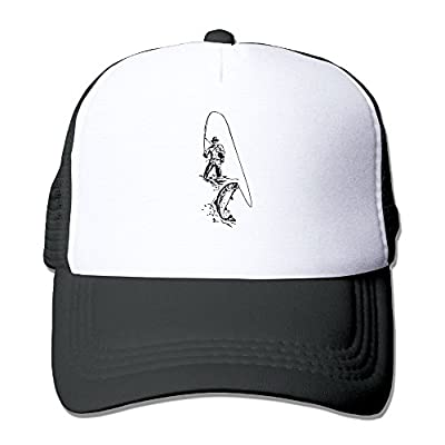 SHOUWW Fly Fishing Snapback Hats Mesh Designer Caps Winter