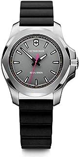 Victorinox - Mujer I.N.O.X. V - Reloj de Acero Inoxidable de Cuarzo analógico de fabricación Suiza 241881