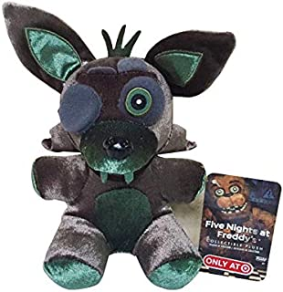Grocoto Movies & TV Five Nights at Freddy's 4 FNAF Plush Toys 18cm Freddy Bear Foxy Chica Bonnie Plush Stuffed Toys Doll for Kids Gifts 1 PCs