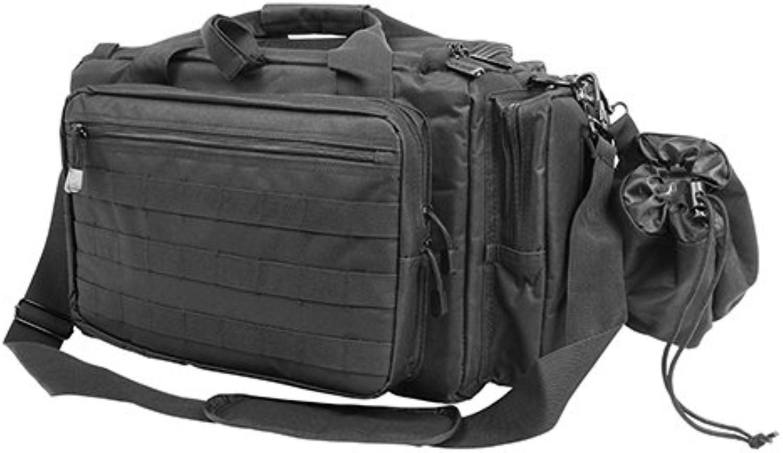 NcStar Vism Competition Range Bag, Black
