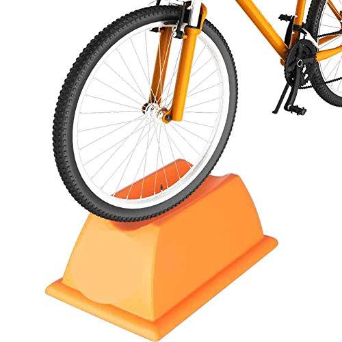 Xuey - Soporte para ruedas delanteras para bicicleta