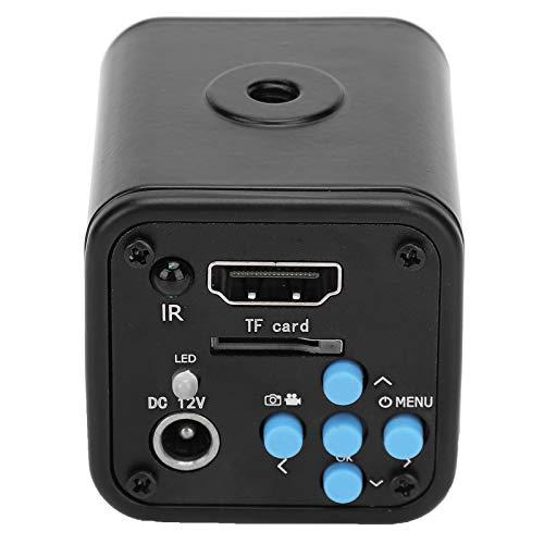 Cámara para microscopio digital, práctico tamaño pequeño, imágenes claras, alta resolución, microscopio industrial ampliamente utilizado, fácil de(European regulations)