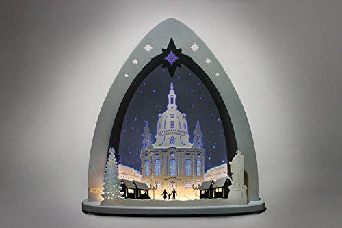 LED Lichterspitze/Schwibbogen