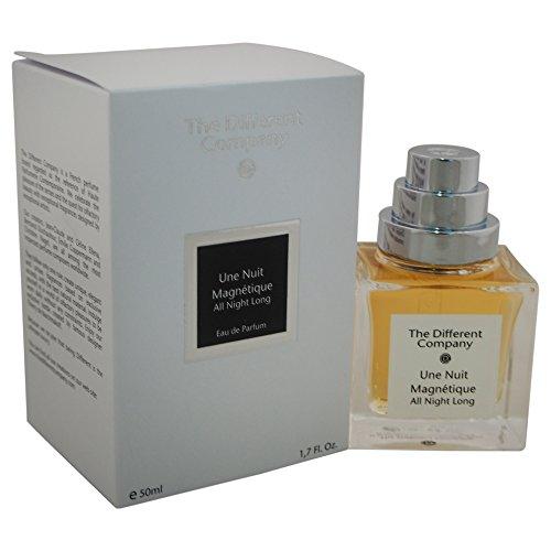 The Different Company Une Nuit Magnetique, Eau de Parfum, Donna, 50 ml