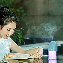 Household Appliances 130ML Mini Portable Energy Bottle Shape USB LED Colourful Night Light Humidification Air Humidifier f...