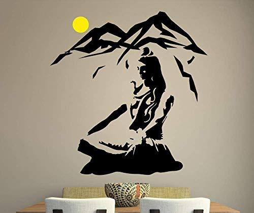 Wandaufkleber zitiert zusammen, dass wir & agrave;Unsere Kinder Wurzeln wachsen und Flügel fliegen Vinyl Wandaufkleber Interior Art S 42 * 100cm