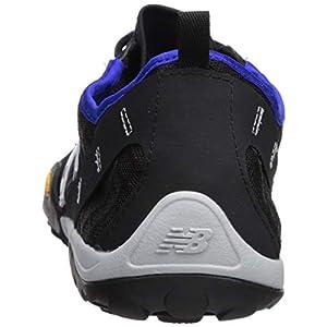 New Balance Men's 10v1 Minimus Running Shoe, Black/uv Blue, 10 M US