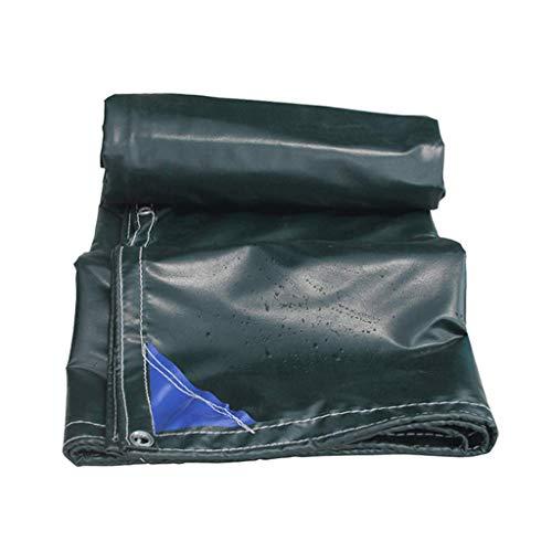 LF- Paño a Prueba de Lluvia Paño Impermeable for toldo a Prueba de Lluvia e ignífugo Thick Tres Aislamiento térmico (Size : 3m*3m)