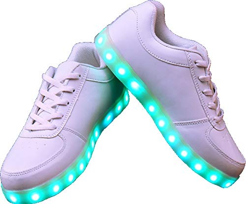CH Handel, Sneaker Uomo, Bianco (Bianco), 44