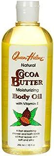 Cocoa Butter Body Oil, 10 fl oz