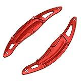 MIOAHD Piezas de Coche Volantes Extensión de Palanca de Cambios, para Porsche Cayenne Macan Panamera 911 Cayman Boxster