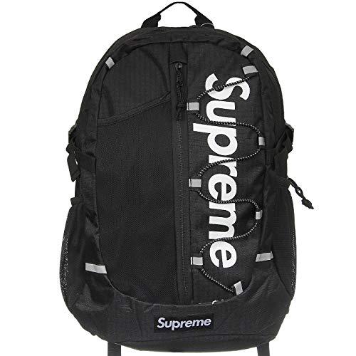Supremes Rucksack Rucksack Tasche Laptoptasche Sporttasche Taschen Tote (Schwarz)