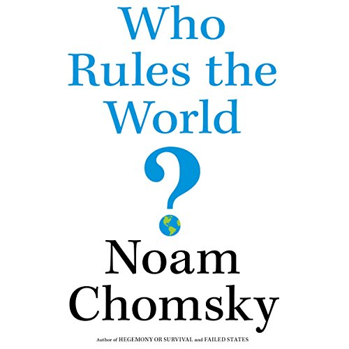 Who Rules the World? cover art