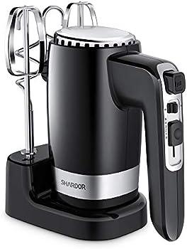 Shardor Electric Powerful 300W Ultra Power Handhold Mixer