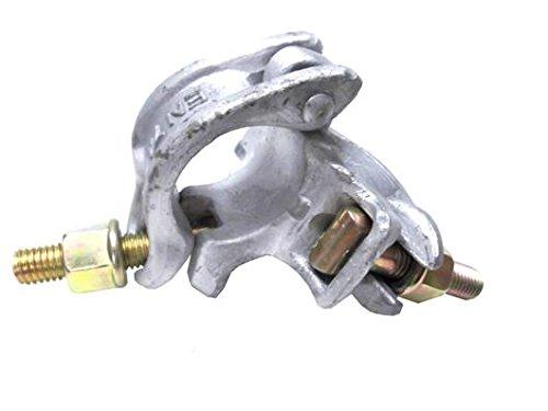 1 x Kupplung 48,3 mm SW22 EN74 starre Gerüstkupplung 1,1 KG Normalkupplung für Gerüst NEU
