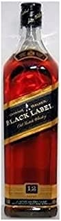 ジョニーウォーカー ブラック(黒ラベル) 12年 40度 1000ml [並行輸入品]
