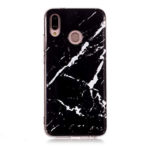 Lomogo [Huawei P20 Lite] Hülle Silikon, Schutzhülle Stoßfest Kratzfest Handyhülle Case für Huawei P20Lite - LOYHU230860#8