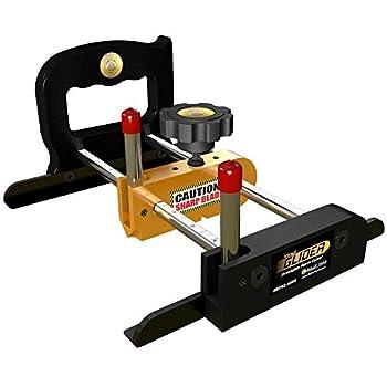 Bullet Tools 9.5  Vinyl Glider for cutting LVP LVT WPC Rigid Core & Vinyl Plank Flooring  BT92-2095
