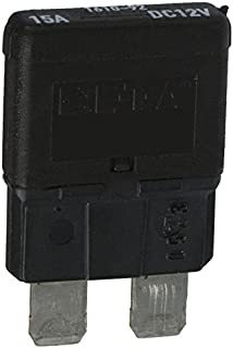 Circuit Breaker; Therm; Rocker; Cur-Rtg 10A; Snap-in Panel; 1 Pole; Blade Snap E-T-A Circuit Protection and Control 1410-F110-P1F1-W14Q-10A