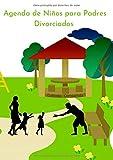 Agenda de Niños para Padres Divorciados: Custodia Compartida
