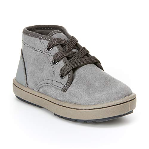 UGG Baby Kristjan Chukka Boot, Charcoal, 4/5 M US Infant