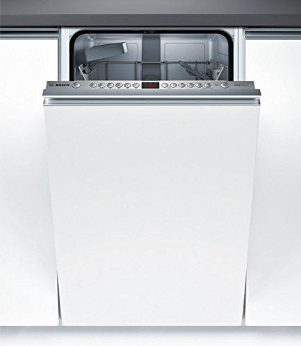 Bosch Serie 4 SPV46IX07E Totalmente integrado 9cubiertos A++ lavavajilla - Lavavajillas (Totalmente integrado, Slimline (45 cm), Botones, LED, 1,75 m, 1,65 m)