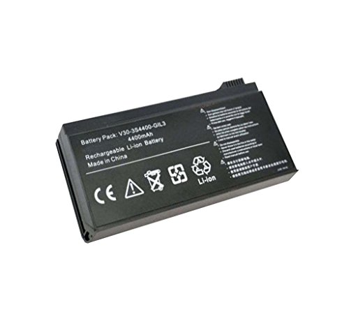 Trconelectron Replacement Battery for Uniwill V30-4S2200-M1A2 Hasee V30 Series, Haier C600 Series, V30-4S2200-G1L3, V30-4S2200-S1S6 Laptop
