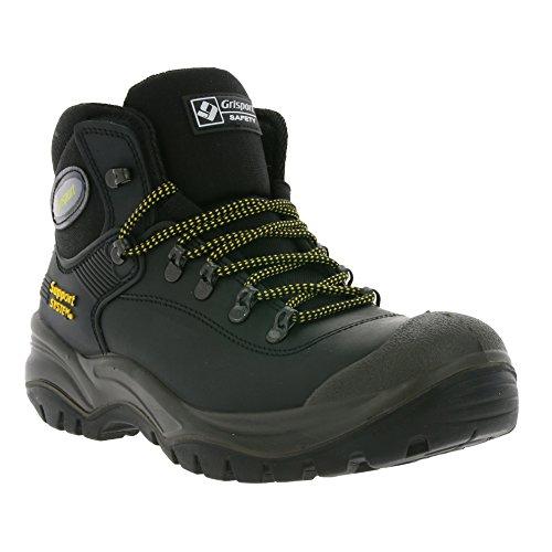 Grisport 703LDV16/46Cortina-Stiefel Sicherheit S3, schwarz, Größe 46