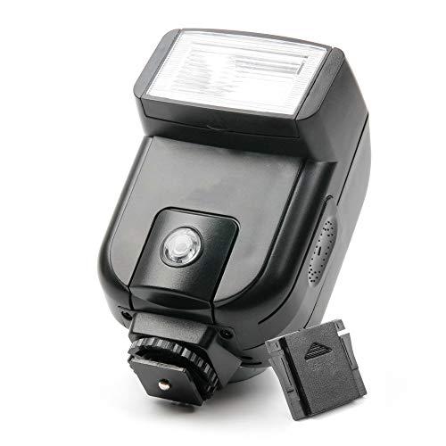 DURAGADGET Blitzschuh-Halterung für Spiegelreflexkameras, mit schwarzer Kunststoffabdeckung, kompatibel mit Fujifilm X-A5, Fujifilm X-E2S, Fujifilm X-E3, Fujifilm X-H1, Fujifilm X-Pro2